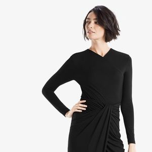 MM Lafleur Octavia Top in Black